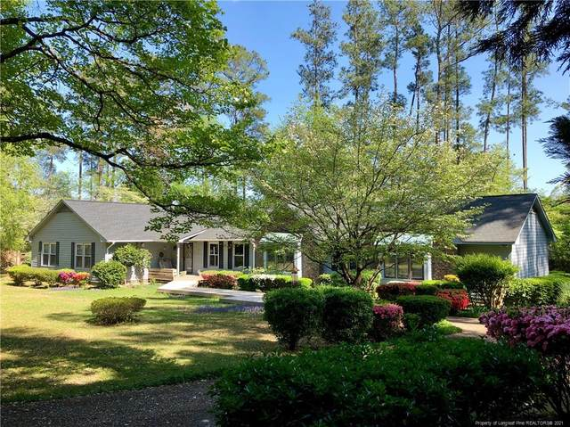 513 Hilliard Drive, Fayetteville, NC 28311 (MLS #663495) :: The Signature Group Realty Team
