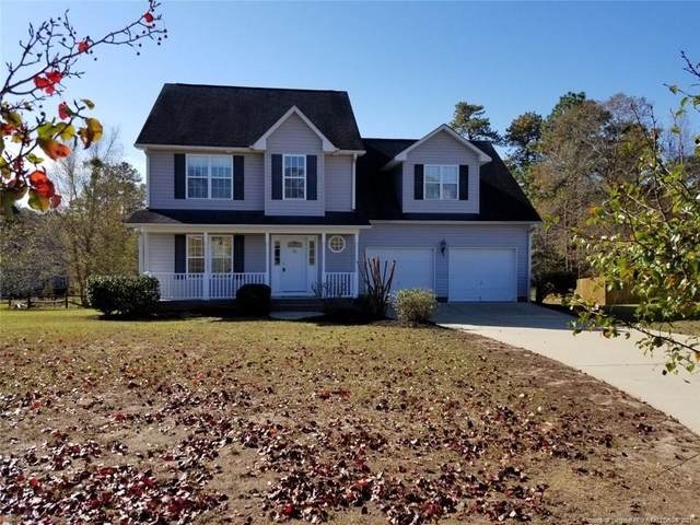 23 Bishops Court, Cameron, NC 28326 (MLS #663504) :: EXIT Realty Preferred