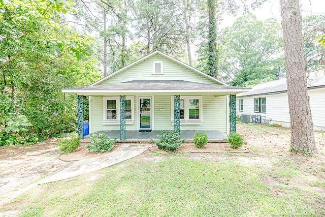538 Pearl Street, Fayetteville, NC 28303 (MLS #663508) :: The Signature Group Realty Team