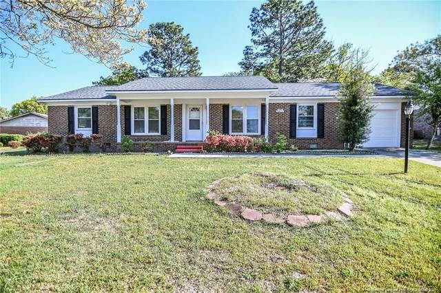 605 Emerald Drive, Fayetteville, NC 28311 (MLS #663512) :: Towering Pines Real Estate