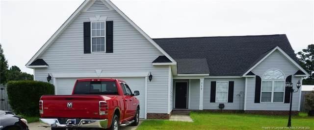 117 Garfield Drive, Raeford, NC 28376 (MLS #663514) :: EXIT Realty Preferred