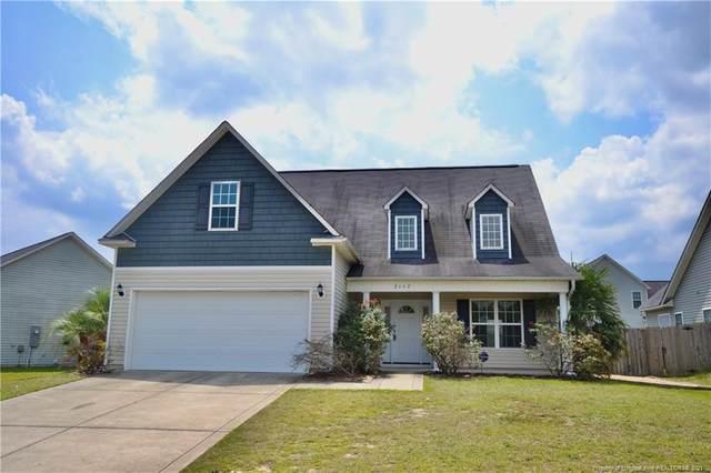 2662 Green Heron Drive, Fayetteville, NC 28306 (MLS #663521) :: Towering Pines Real Estate