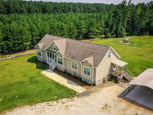 3554 Howell Road, Lumberton, NC 28358 (MLS #663537) :: On Point Realty