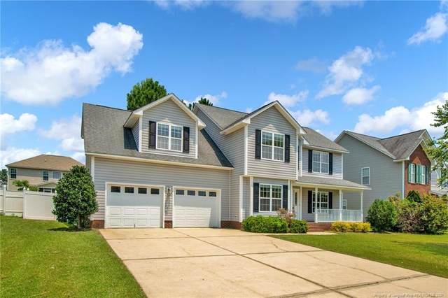 191 Trenton Place, Cameron, NC 28326 (MLS #663565) :: EXIT Realty Preferred