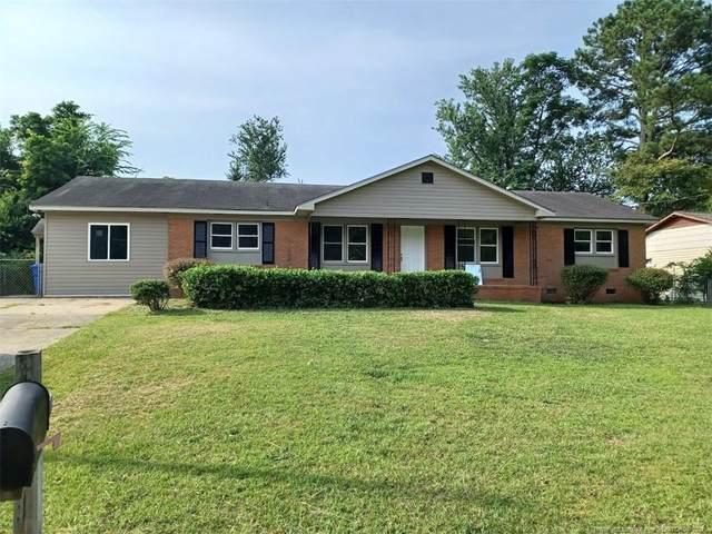 851 Bedrock Drive, Fayetteville, NC 28303 (MLS #663568) :: Towering Pines Real Estate