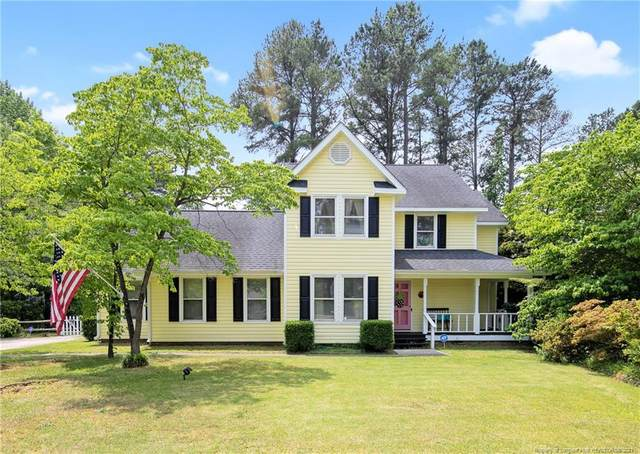 302 Troll Court, Fayetteville, NC 28303 (MLS #663596) :: EXIT Realty Preferred