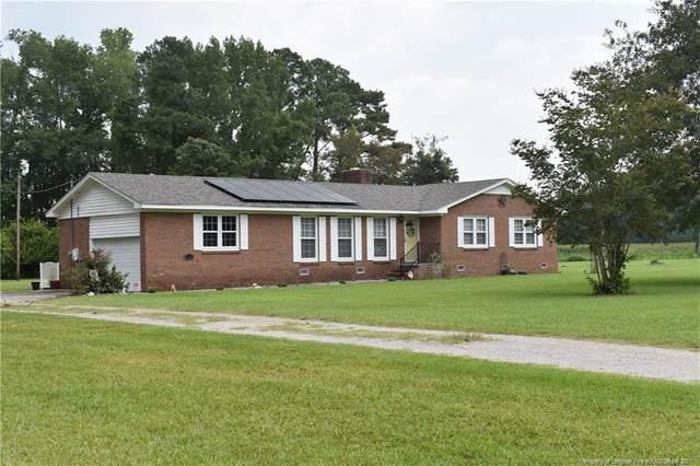 1687 E Hardin Road, Lumberton, NC 28358 (MLS #663619) :: On Point Realty