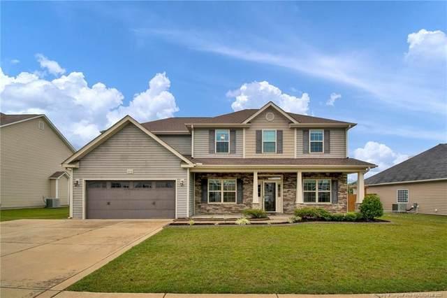 378 Wedgefield Drive, Raeford, NC 28376 (MLS #663623) :: EXIT Realty Preferred