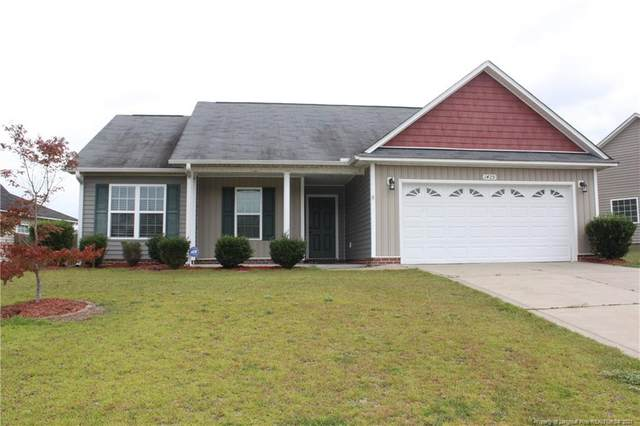 1425 Snowy Egret Drive, Fayetteville, NC 28306 (MLS #663643) :: On Point Realty