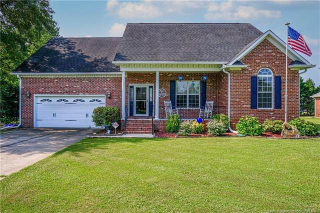 4416 Grip Drive, Fayetteville, NC 28312 (MLS #663650) :: On Point Realty