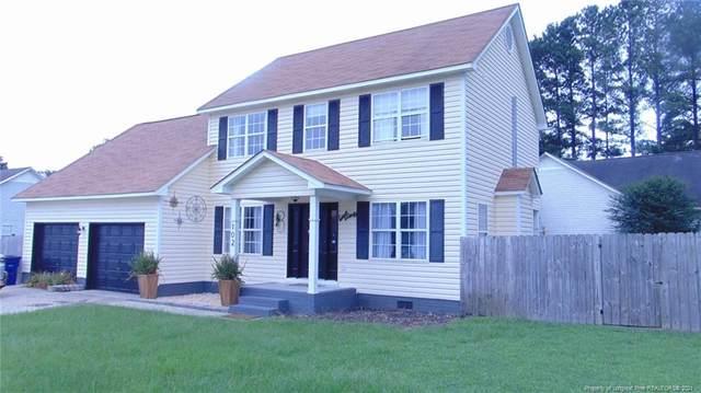 102 Timber Ridge Drive, Raeford, NC 28376 (MLS #663652) :: EXIT Realty Preferred