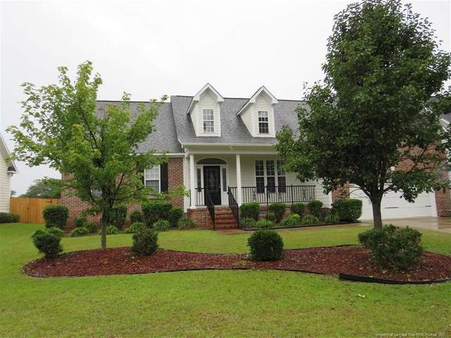 2627 Cherry Plum Drive, Fayetteville, NC 28306 (MLS #663669) :: EXIT Realty Preferred
