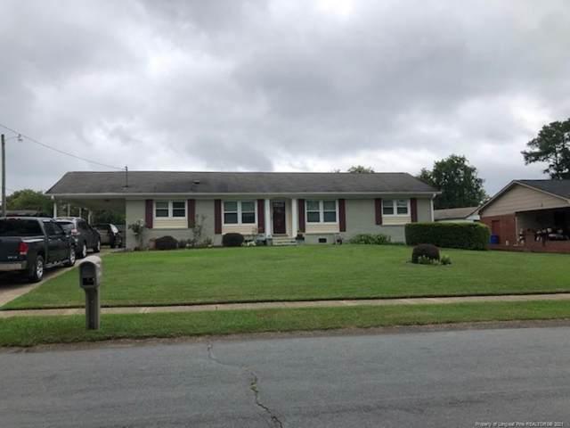5223 Brookfield Road, Fayetteville, NC 28303 (#663674) :: The Helbert Team