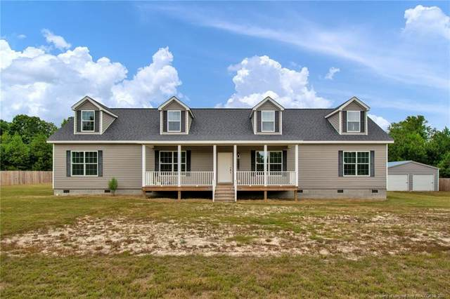 1298 L Cooper Road, Cameron, NC 28326 (MLS #664689) :: On Point Realty