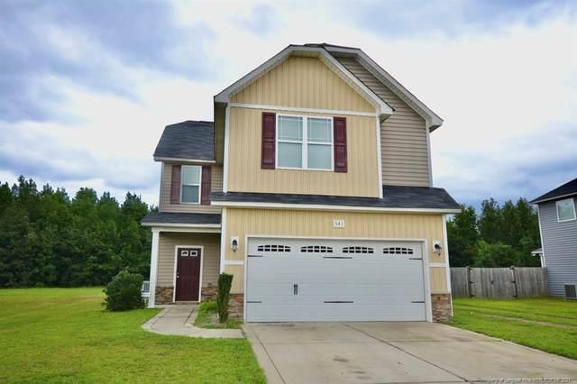 541 Roanoke Drive, Raeford, NC 28376 (MLS #664727) :: Towering Pines Real Estate