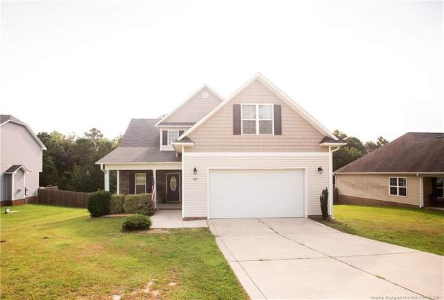377 Asheford Way, Cameron, NC 28326 (MLS #664737) :: Towering Pines Real Estate