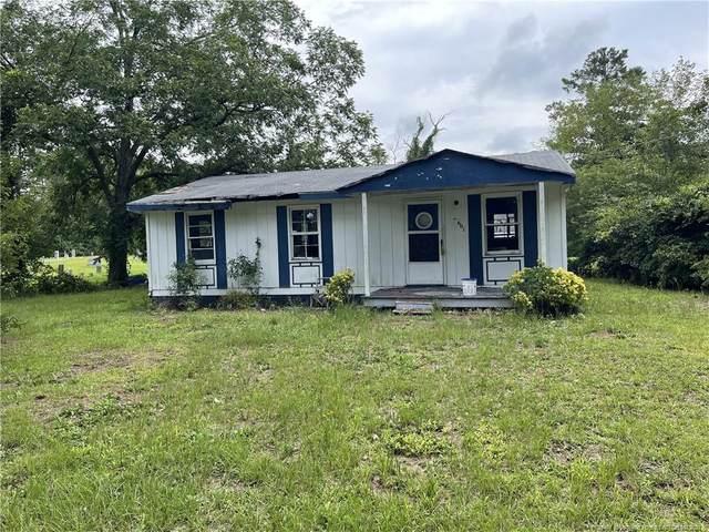 1601 Robeson Street, Lumberton, NC 28358 (MLS #664774) :: RE/MAX Southern Properties