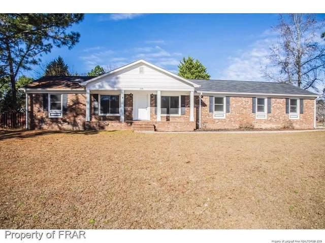 2048 Birchcreft Drive, Fayetteville, NC 28304 (#664823) :: Steve Gunter Team