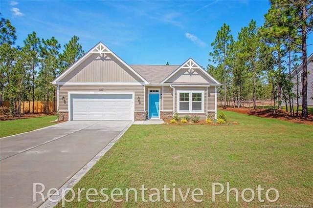 3100 Wilton Way, Vass, NC 28394 (MLS #664853) :: RE/MAX Southern Properties