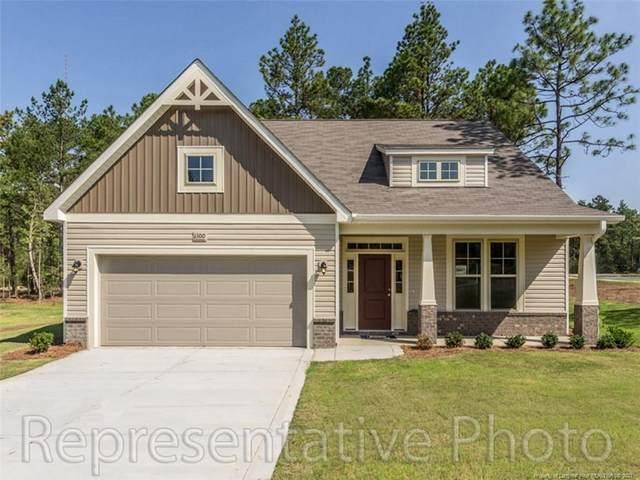 2025 Alder Ln Lane, Vass, NC 28394 (MLS #664869) :: RE/MAX Southern Properties