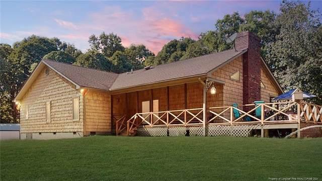 1765 Lakewood Falls Road, Goldston, NC 27252 (MLS #664908) :: Freedom & Family Realty