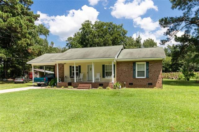 4801 Centerville Church Road, Fairmont, NC 28340 (MLS #664945) :: The Signature Group Realty Team
