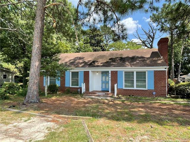 4105 Faison Avenue, Fayetteville, NC 28304 (MLS #665060) :: Freedom & Family Realty