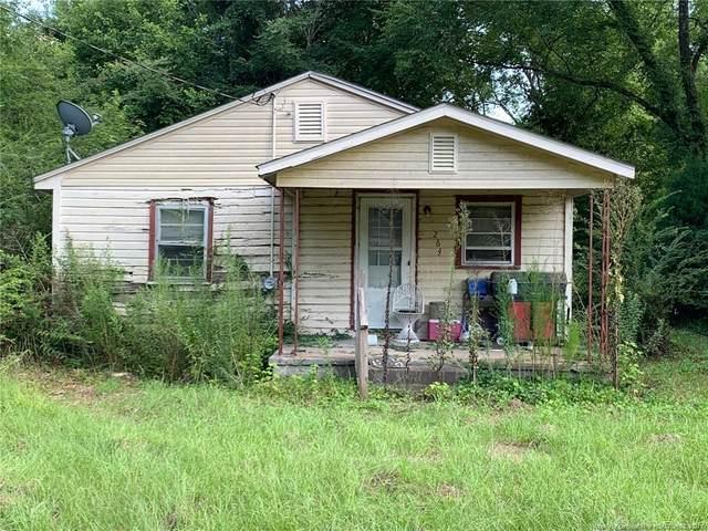 2264 Pinpoint Road, Fayetteville, NC 28312 (#665226) :: Steve Gunter Team