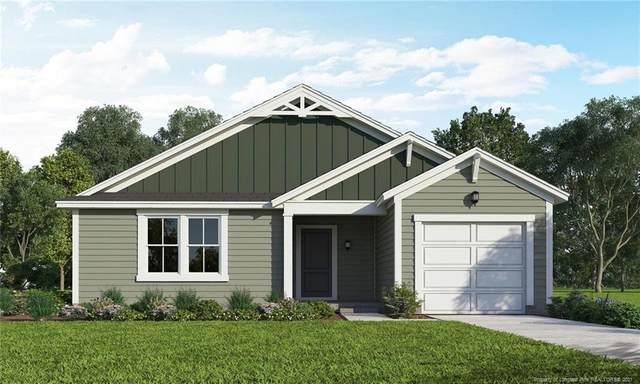 6037 Lowgrass Road, Stedman, NC 28391 (MLS #665249) :: RE/MAX Southern Properties