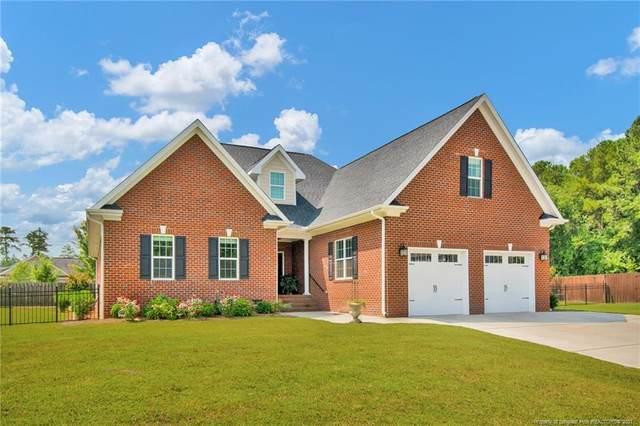 3709 Linton Court, Fayetteville, NC 28306 (#665278) :: Steve Gunter Team