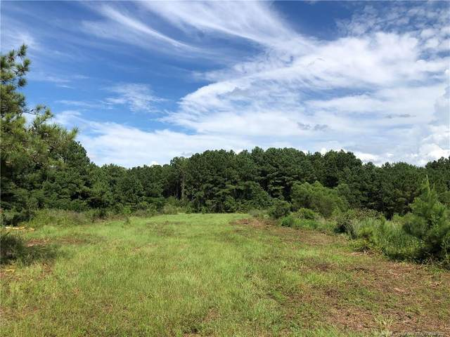 00 Snipes Road, Red Springs, NC 28377 (MLS #665288) :: The Signature Group Realty Team