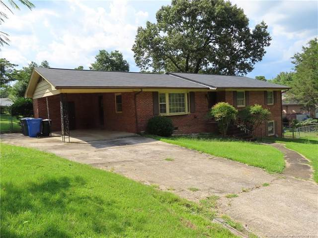 6413 Milford Road, Fayetteville, NC 28303 (#665299) :: The Helbert Team