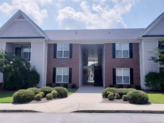 411 Gallery Drive #204, Spring Lake, NC 28390 (MLS #665305) :: The Signature Group Realty Team