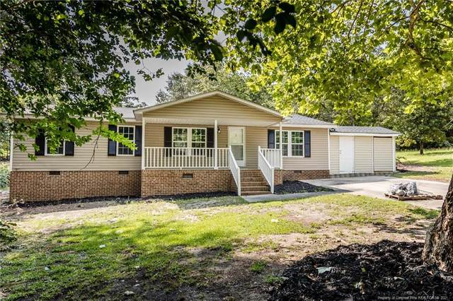 41 Lincoln Lane, Cameron, NC 28326 (MLS #665348) :: Freedom & Family Realty