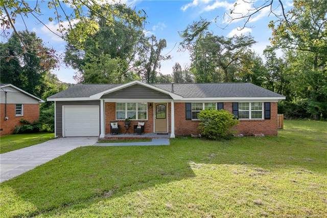 943 Louise Circle, Fayetteville, NC 28314 (#665408) :: The Helbert Team