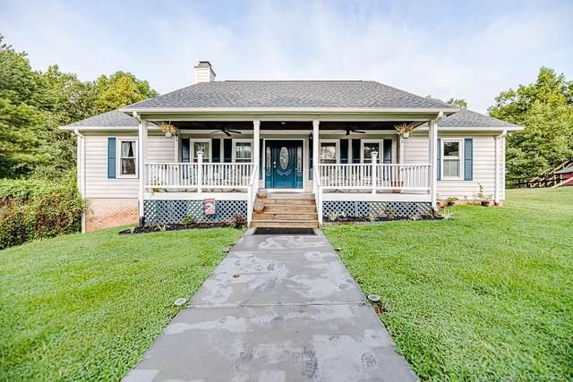 386 Valley Pine Lane, Sanford, NC 27330 (MLS #665470) :: Freedom & Family Realty