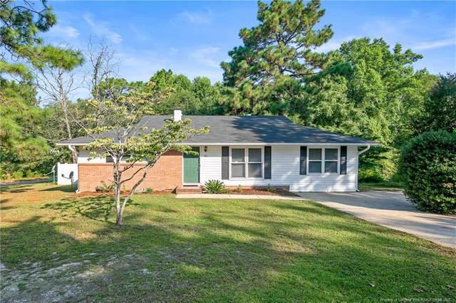 1601 Crescent Drive, Spring Lake, NC 28390 (MLS #665515) :: Freedom & Family Realty