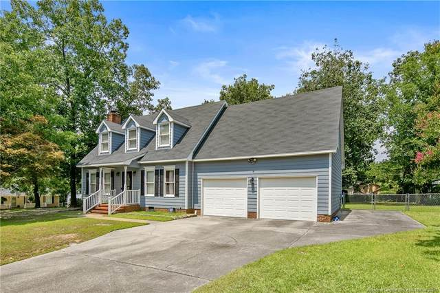 5920 Waterdale Court, Fayetteville, NC 28304 (MLS #665594) :: On Point Realty