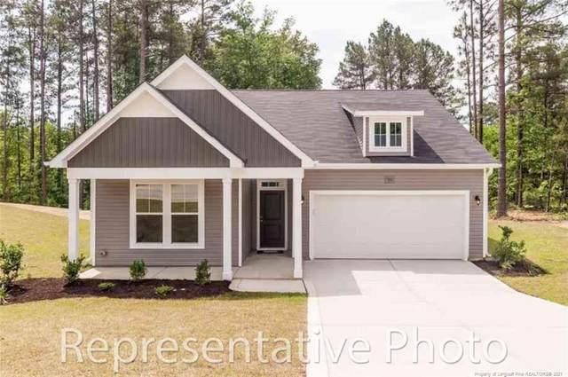 210 Kinsale Circle, Carthage, NC 28327 (MLS #665612) :: RE/MAX Southern Properties