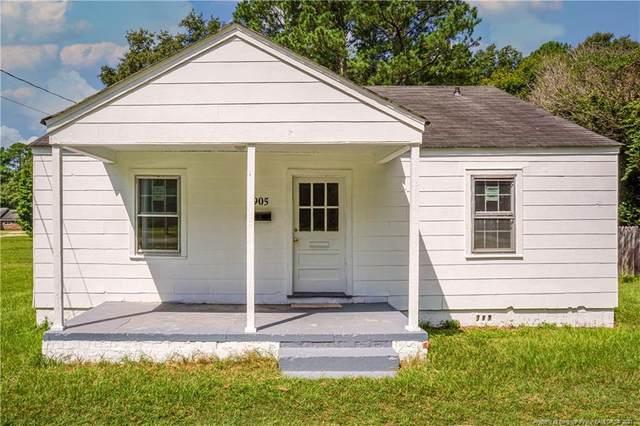 905 N Fulton Street, Raeford, NC 28376 (MLS #665638) :: RE/MAX Southern Properties