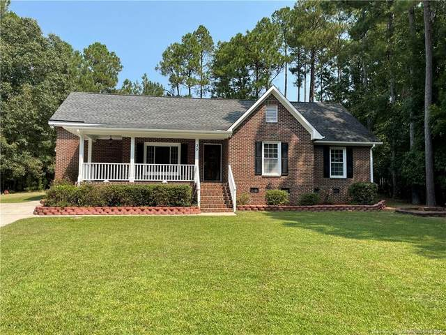 35 Maplewood Drive, Sanford, NC 27332 (MLS #665717) :: The Signature Group Realty Team