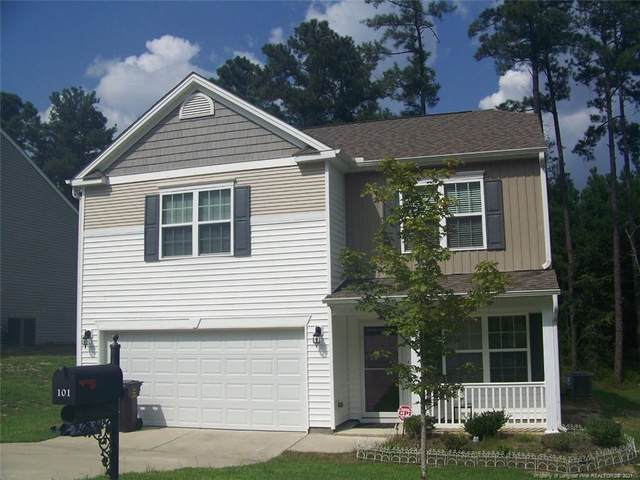 101 Stone Chase Way, Spring Lake, NC 28390 (MLS #665744) :: Freedom & Family Realty