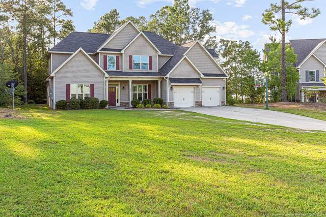 125 Lakewood View, Sanford, NC 27332 (MLS #665825) :: RE/MAX Southern Properties