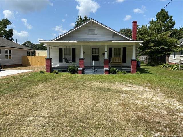 706 S Magnolia Avenue, Dunn, NC 28334 (MLS #666903) :: The Signature Group Realty Team