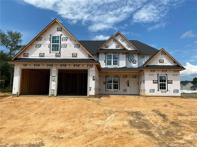 112 Norwich (Lot 274) Court, Raeford, NC 28376 (MLS #666923) :: On Point Realty