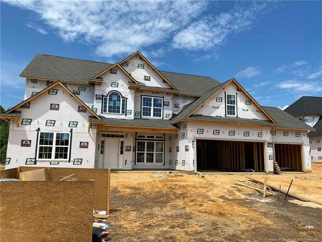126 Norwich (Lot 273) Court, Raeford, NC 28376 (MLS #666924) :: On Point Realty