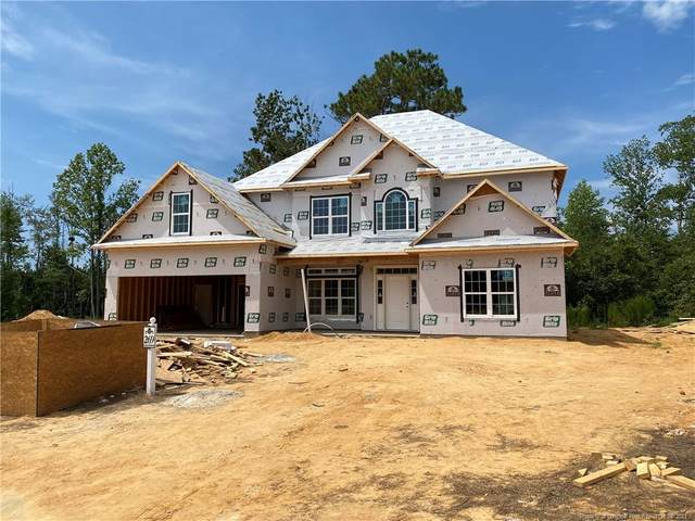 186 Norwich (Lot 269) Court, Raeford, NC 28376 (MLS #666928) :: On Point Realty