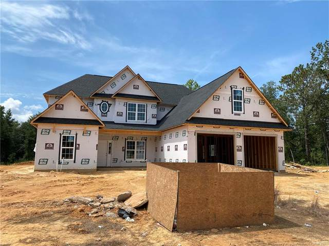 192 Norwich (Lot 268) Court, Raeford, NC 28376 (MLS #666929) :: On Point Realty
