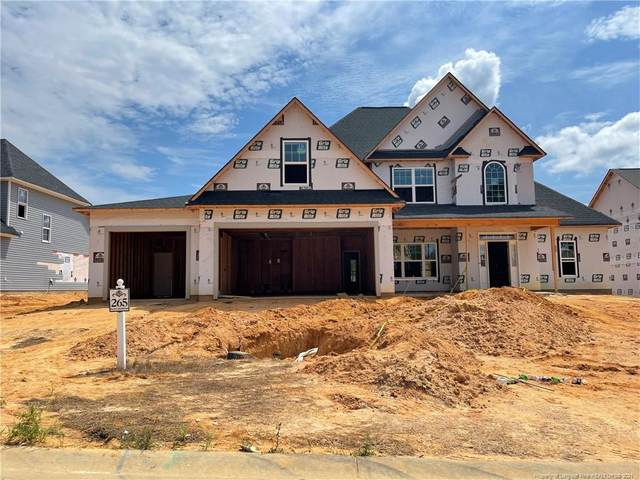 175 Norwich (Lot 265) Court, Raeford, NC 28376 (MLS #666930) :: On Point Realty