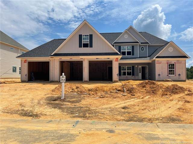 157 Norwich (Lot 264) Court, Raeford, NC 28376 (MLS #666931) :: On Point Realty